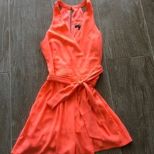 Romper with pockets, size 2